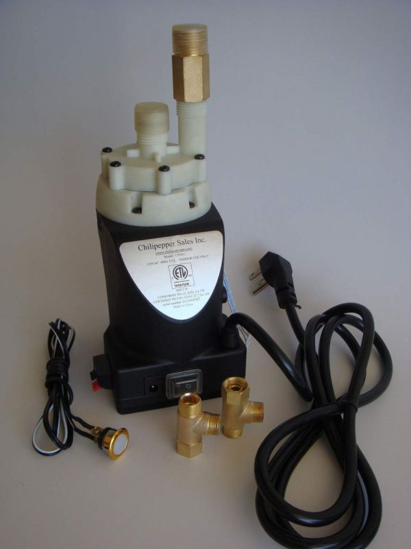 Instant Hot Water With Standard Heater