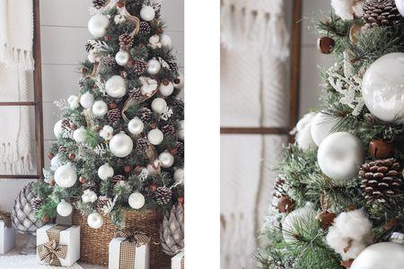 Contemporary Christmas Tree Ornaments