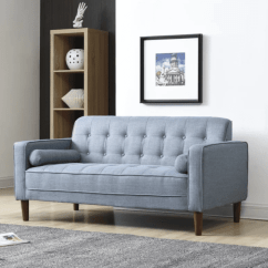 Best Sofa Bed For Living Room Brown Couch Ideas The 7 Sofas Small Spaces To Buy In 2019 Mid Century Isaac