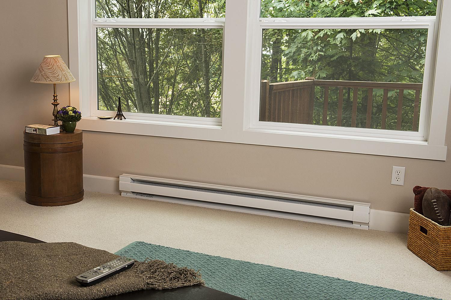 Wiring For Baseboard Heater 240v