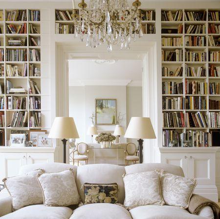 bookshelf in living room tv unit design for 2018 how to style a bookshelves an elegant
