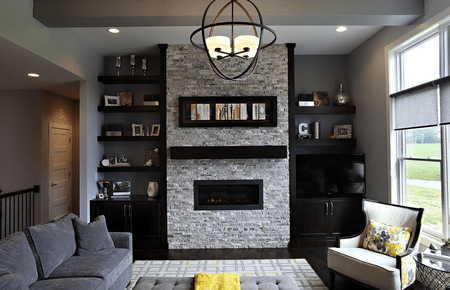 shelving ideas for living room walls steakhouse brooklyn menu beautiful rooms with built in floating shelves modern