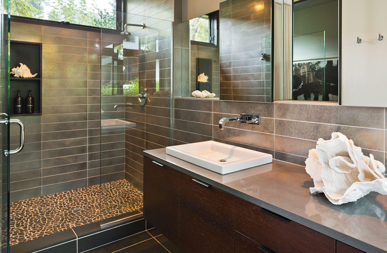 60 Inch Bathroom Vanity Single Sink Left Side