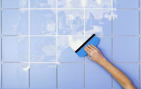 why regrouting of bathroom tiles is