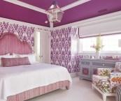 bedrooms purple