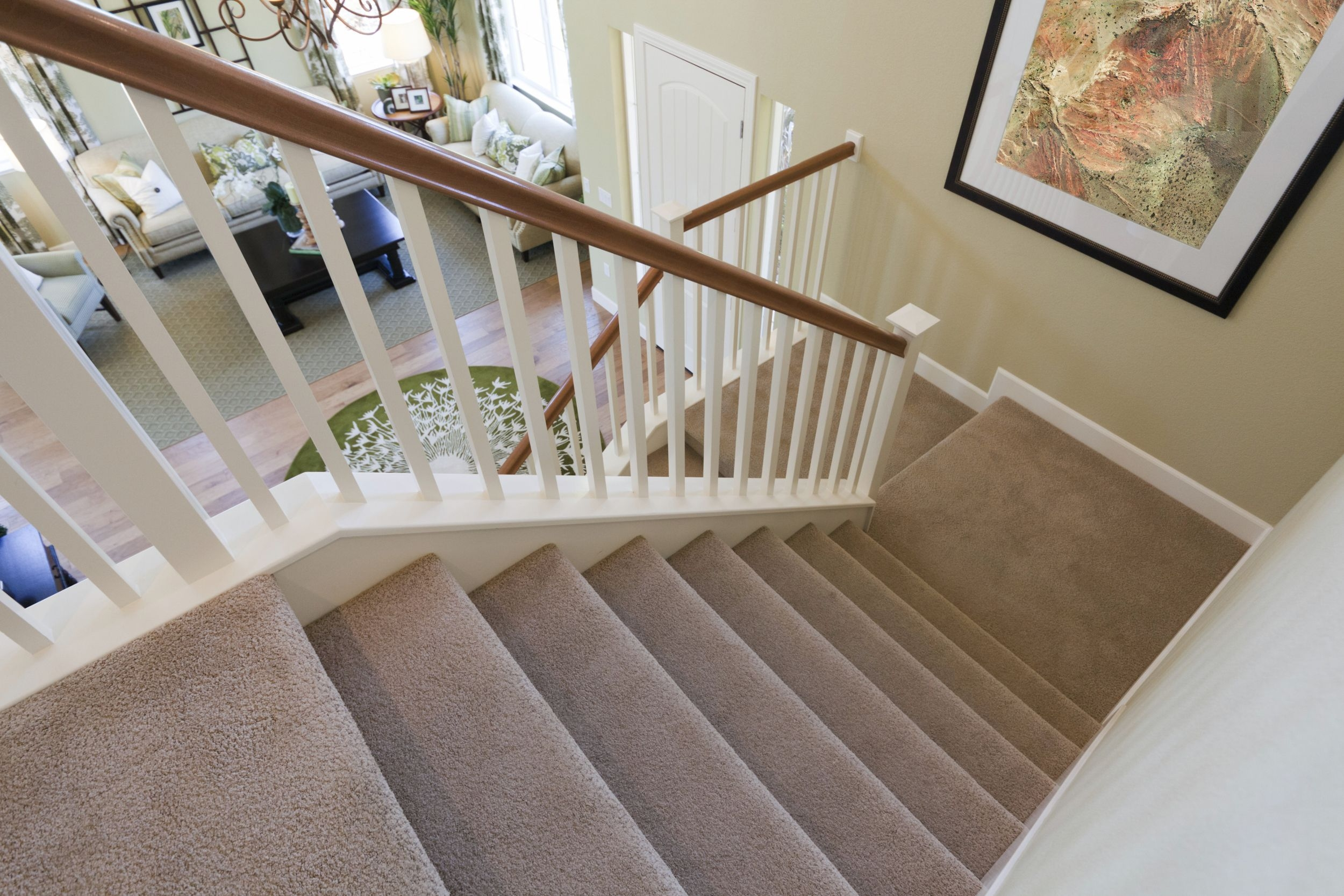 The Best Carpet For Stairs   Best Carpet For Stairs And Landing