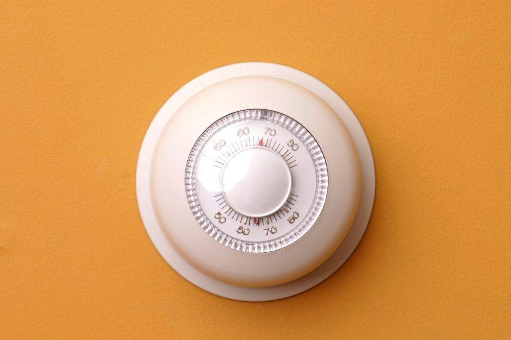 medium resolution of basic oil furnace thermostat wiring