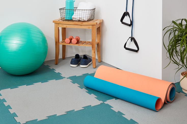 rubber flooring tiles pros and cons