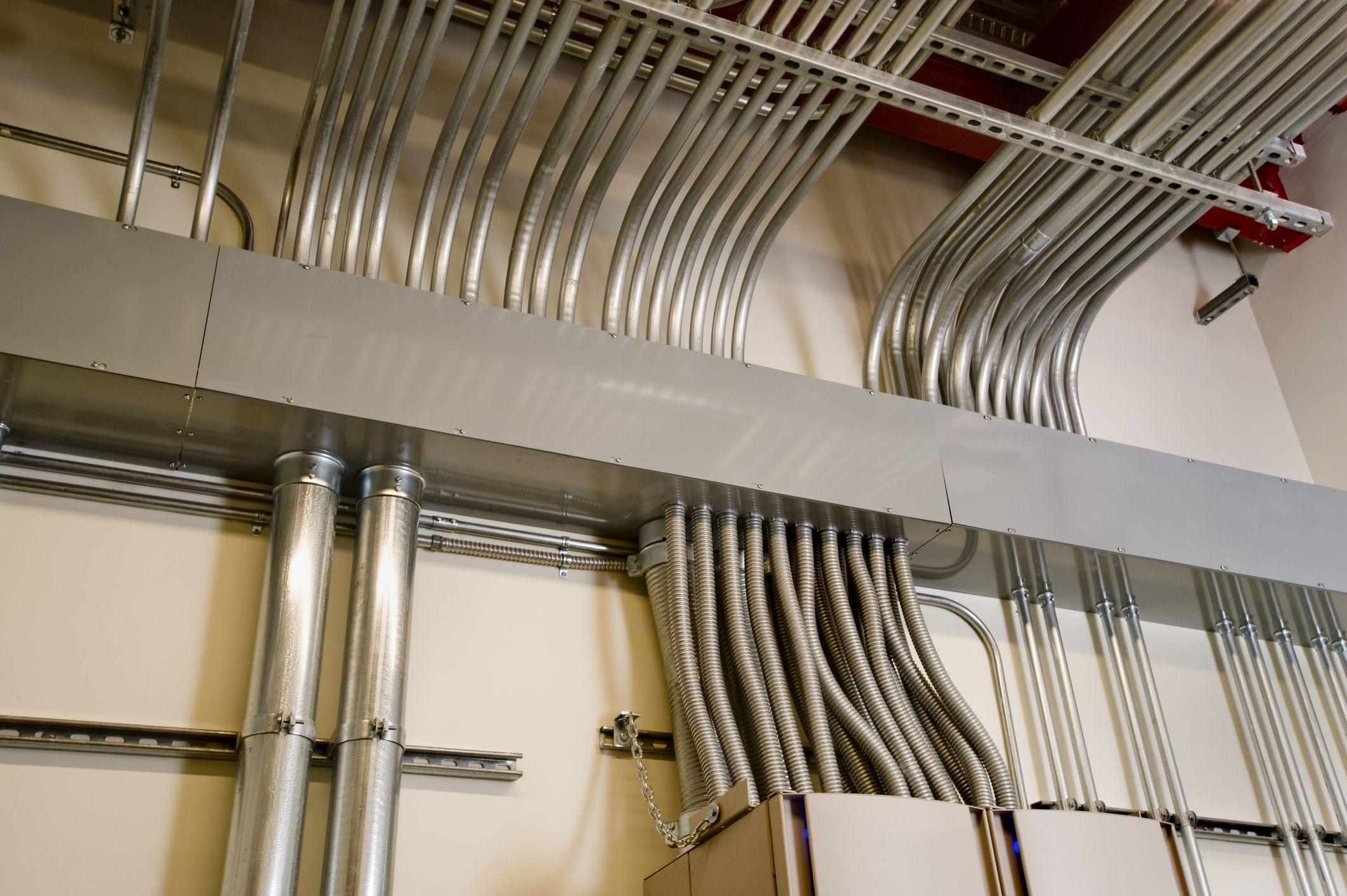 Wiring Conduit Installation