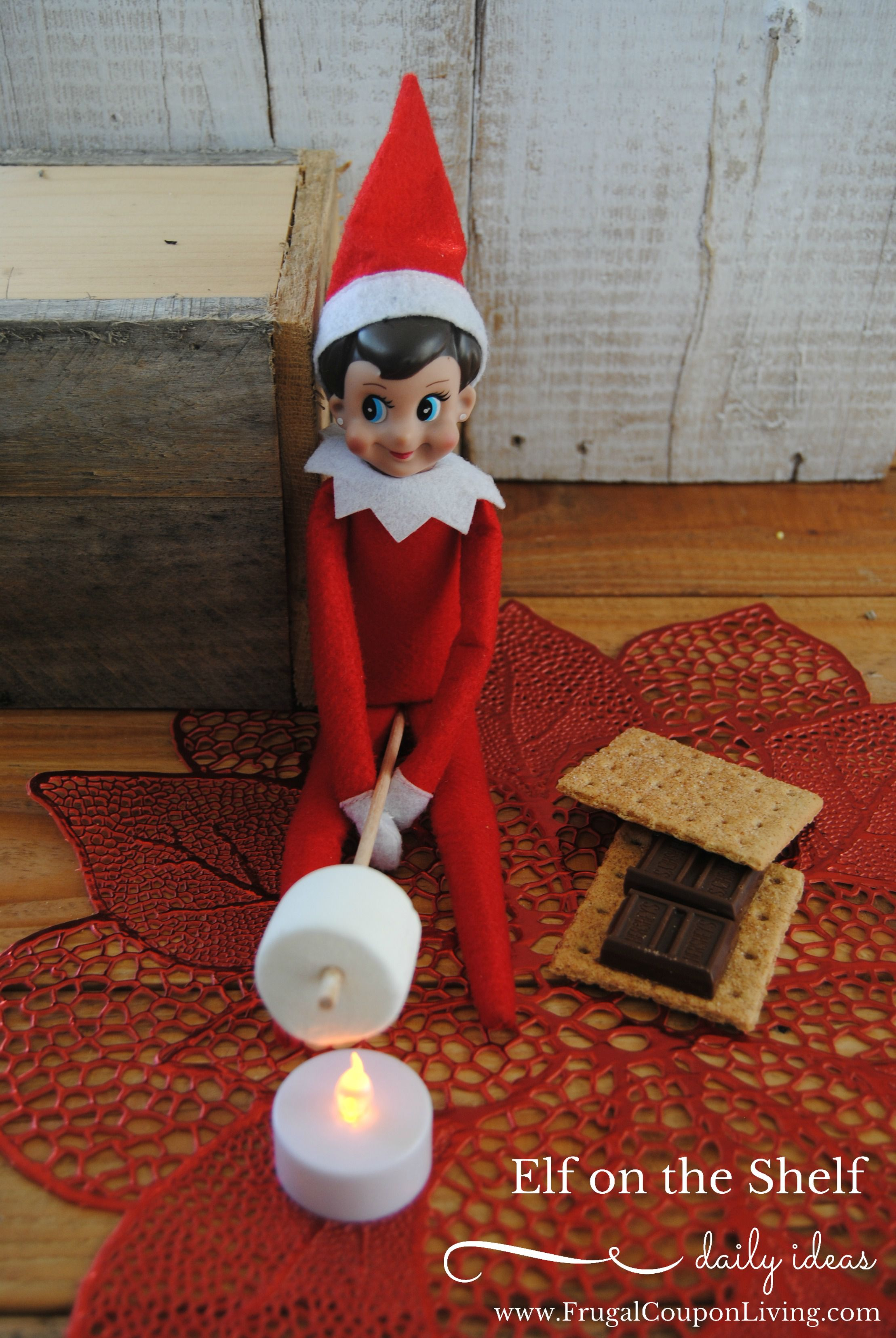 14 creative elf on