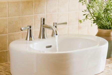 two handle aquasource bathroom faucet