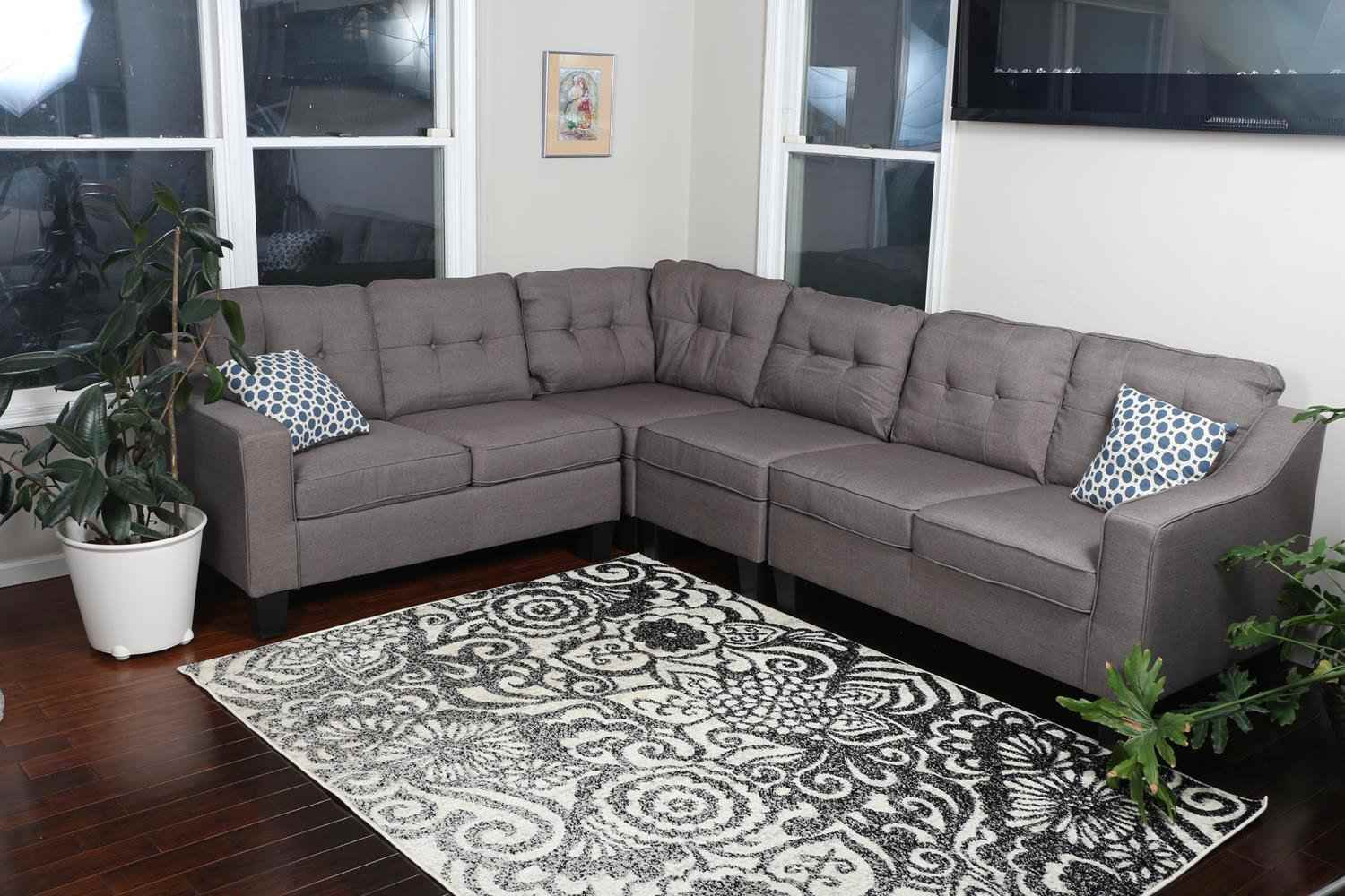 amazon com living room furniture small open plan kitchen ideas 9 best places to buy of 2019 for quick delivery