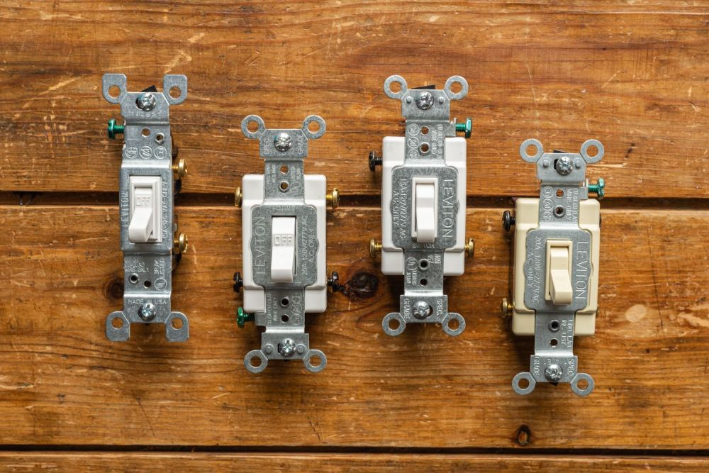medium resolution of single pole switch wiring diagram to motor