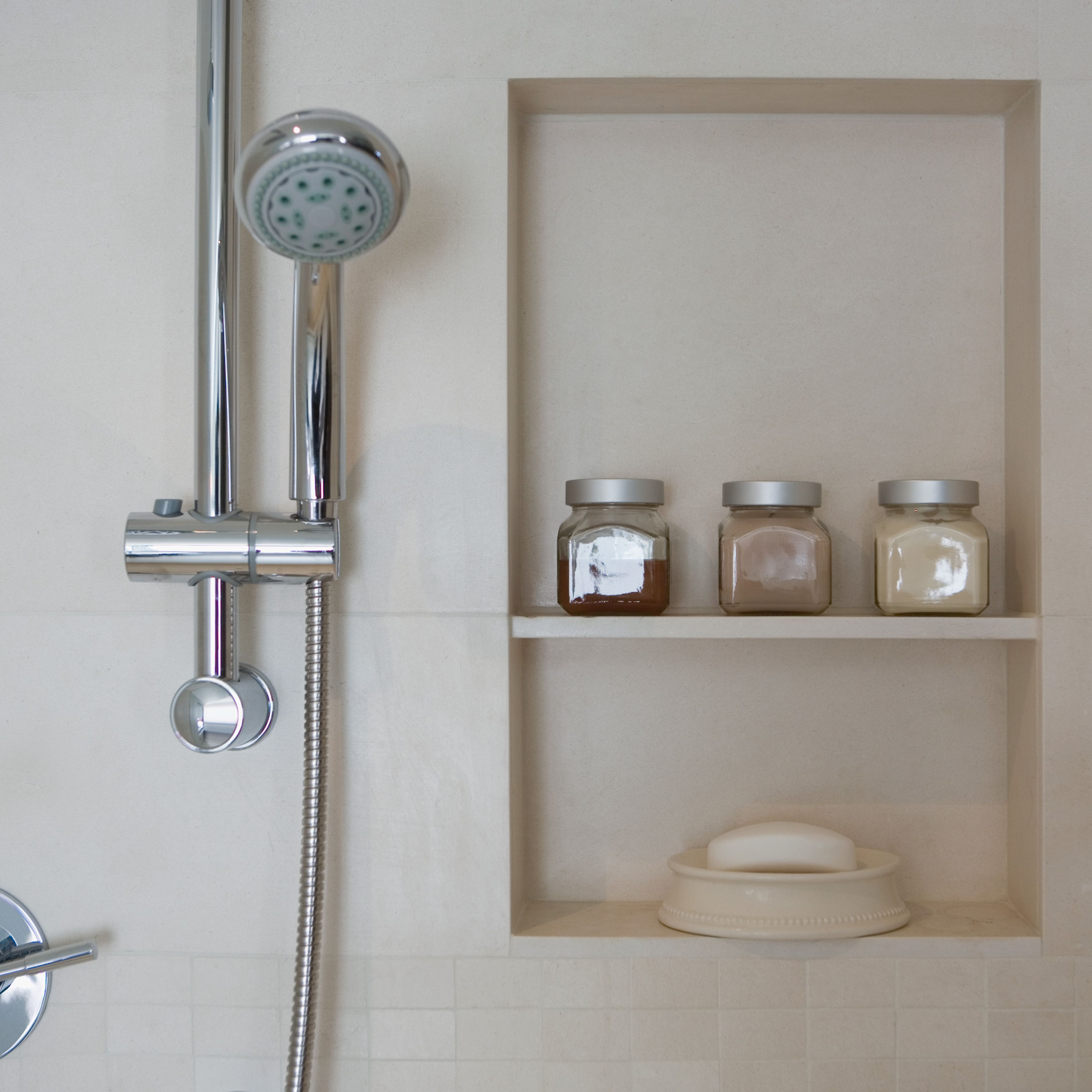 how to install a shower valve