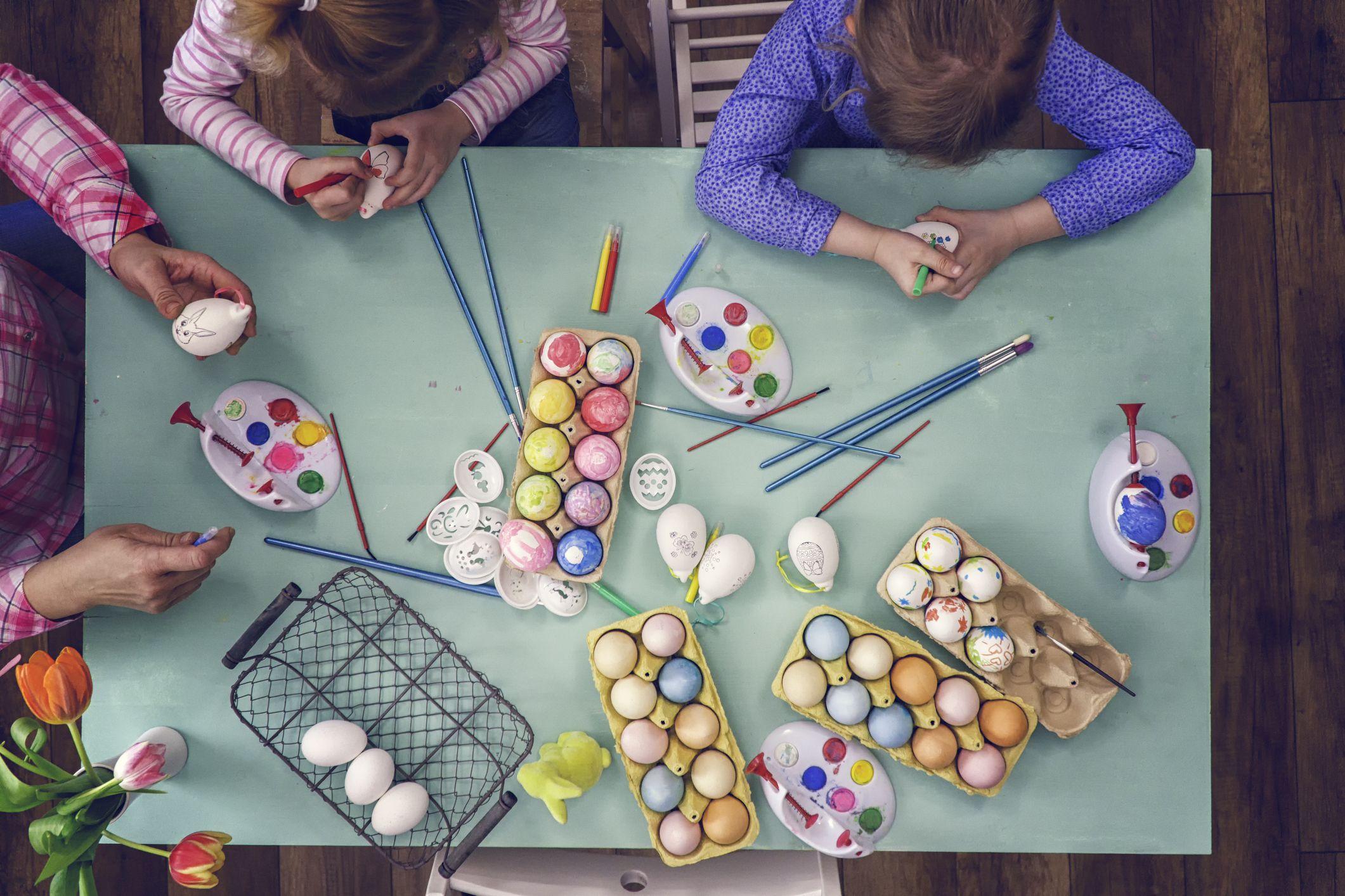 Fun Easter Crafts For Preschoolers
