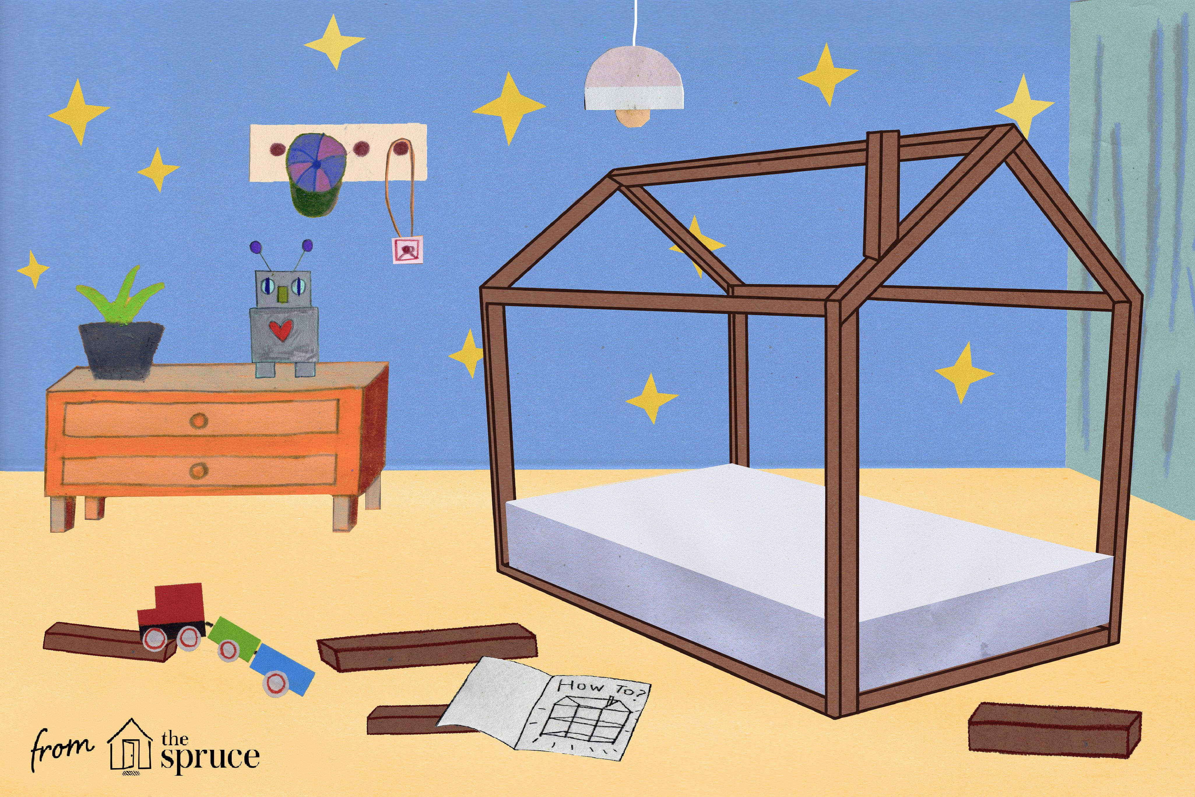 10 Free Diy Bunk Bed Plans You Can Build This Weekend