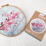 20 Floral Embroidery Patterns