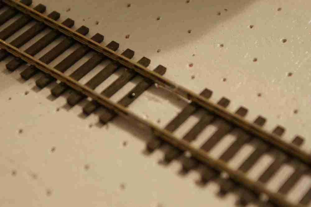 medium resolution of large train layout wiring