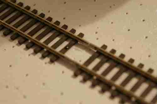 small resolution of large train layout wiring