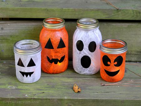 25 spooktacular halloween crafts
