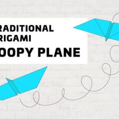Cool Paper Plane Diagram Diagramming Adjectives With Two Loopy Origami Tutorial
