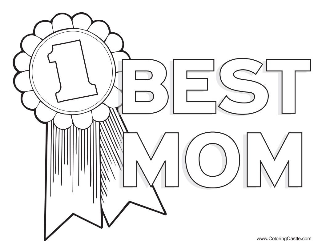 259 Free Printable Mother S Day Coloring Pages