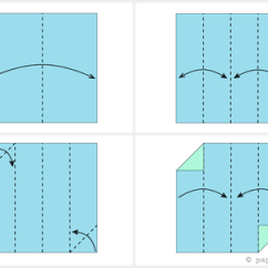 Cool Modular Origami Diagram Jeep Cj Dash Wiring How To Make A Cube Box Step 1