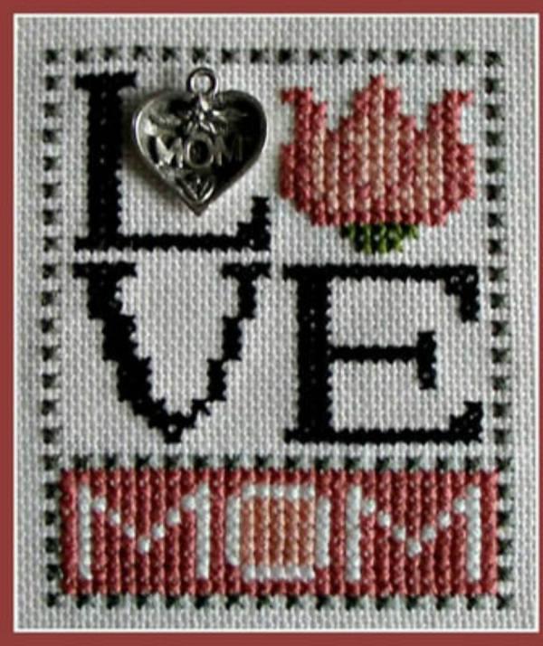 Cross Stitch Patterns Celebrate Mom