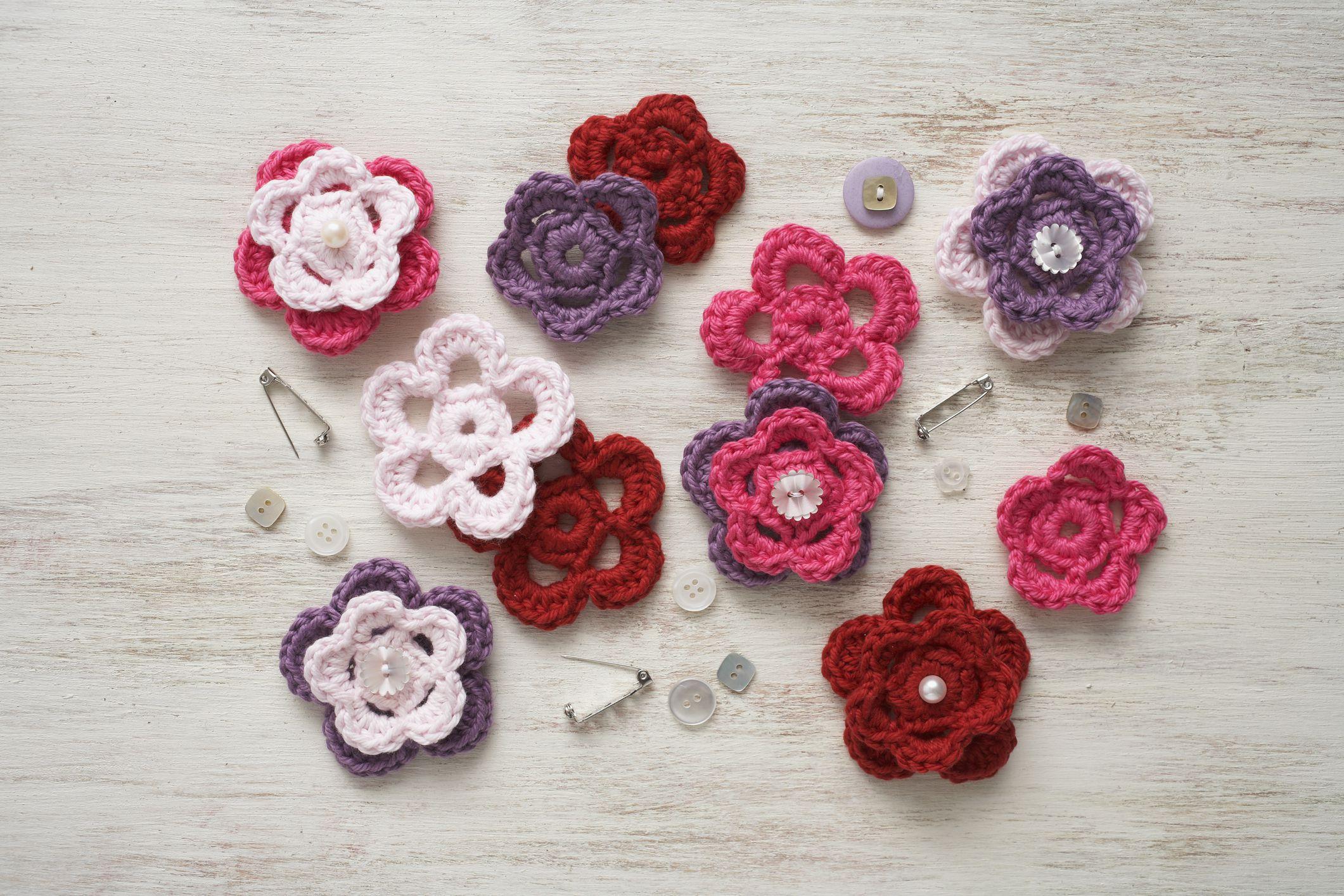 Easy Crochet Patterns For Free