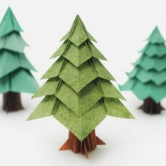 Christmas Origami Diagram Vl Radio Wiring 10 Projects Tree