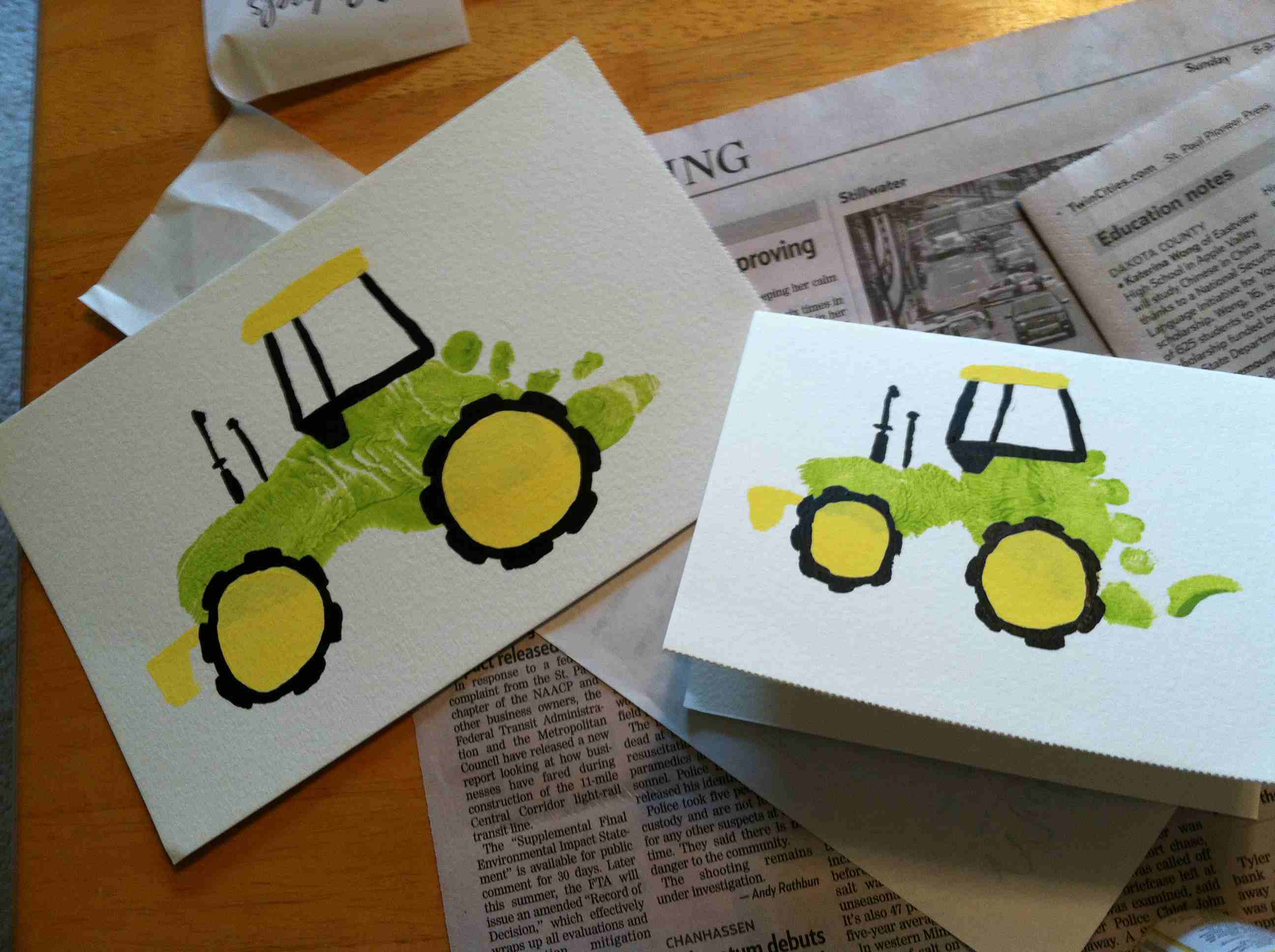 19 Diy Father S Day Cards Dad Will Love