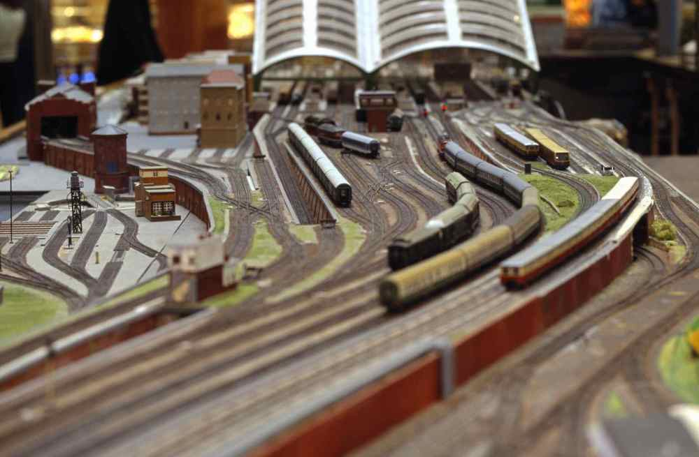medium resolution of a g scale track wiring