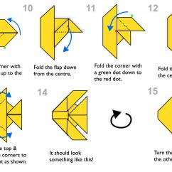 Origami Eagle Instructions Diagram Marine Wiring 12 Volt 84 43 Steps For Kids Traditional Fish