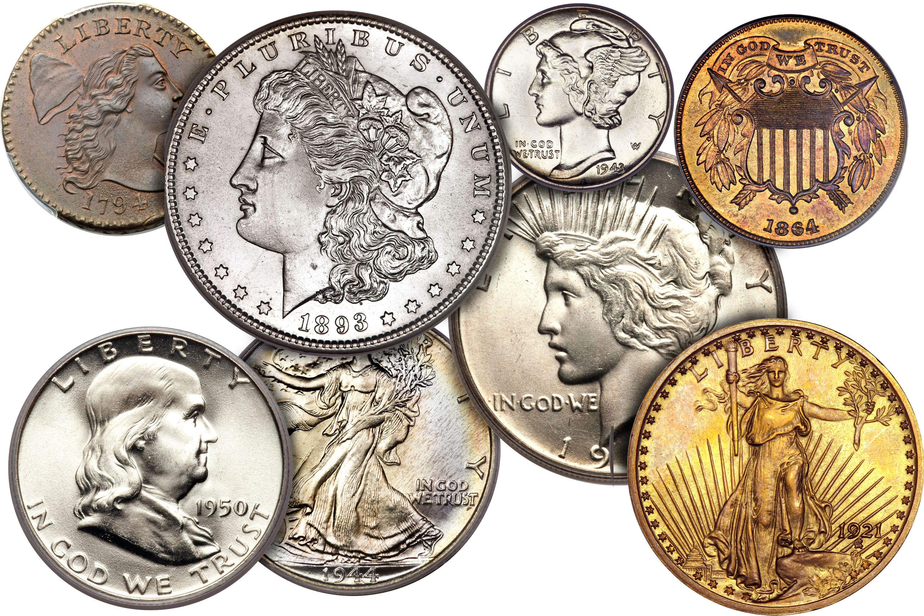 Top 10 Coins Worth Collecting