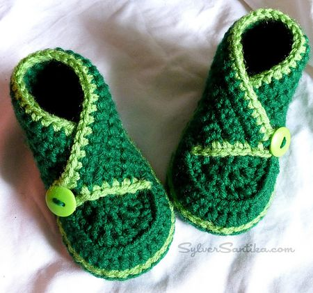 crochet baby booties diagram start stop inch wiring 15 adorable bootie patterns high top kimono