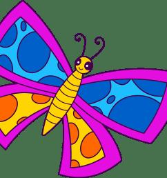 free butterfly clip art from sweet clip art [ 1500 x 1323 Pixel ]