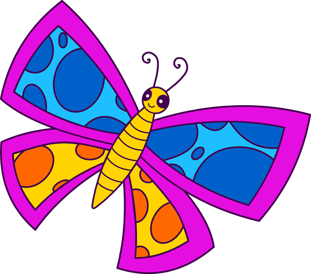 medium resolution of free butterfly clip art from sweet clip art