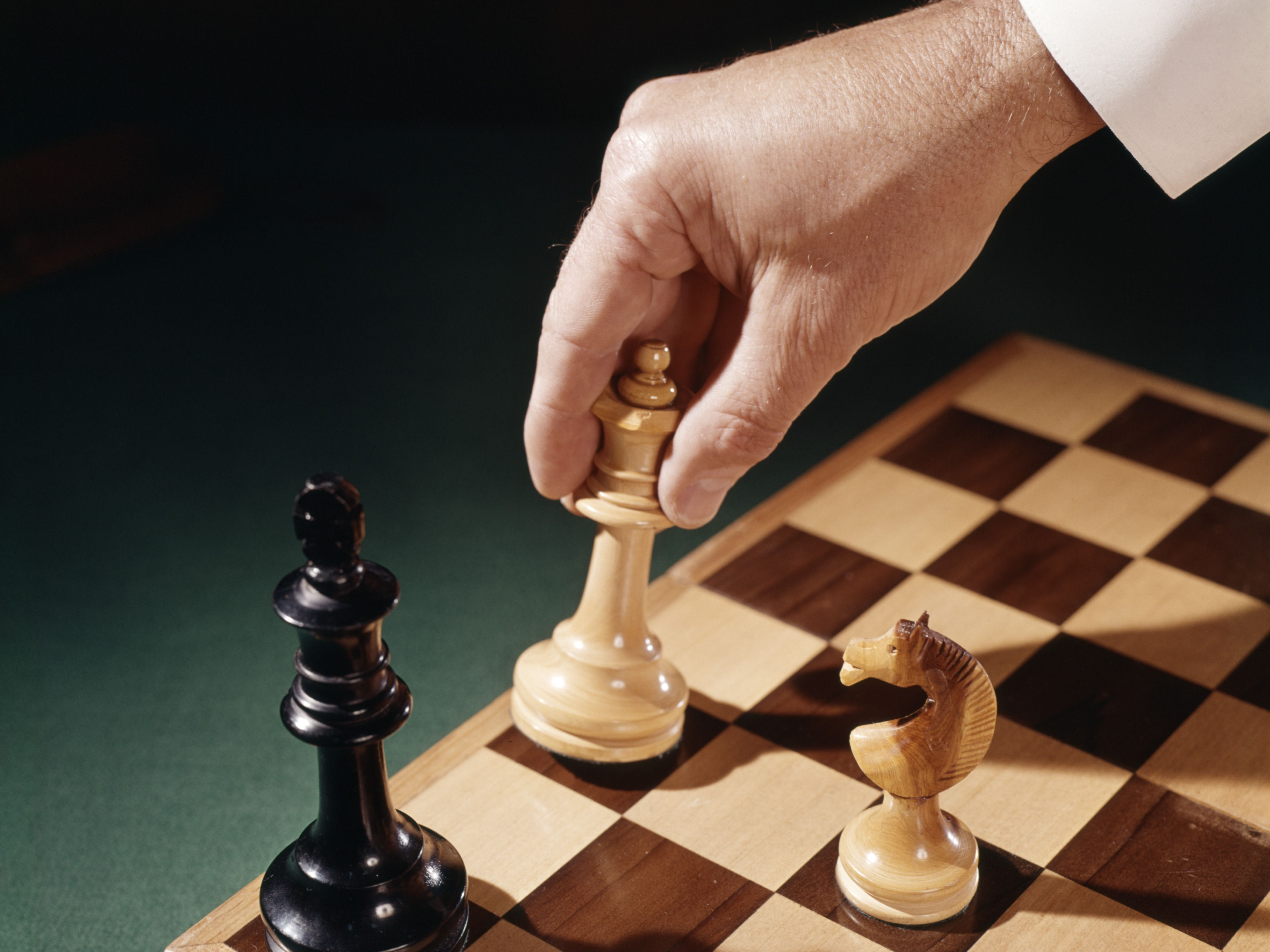 can i checkmate with