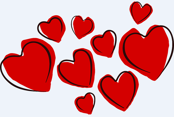 lots of free valentine clip art