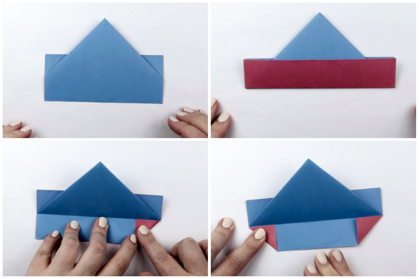 Origami Boat Instructions Jadwal Bus