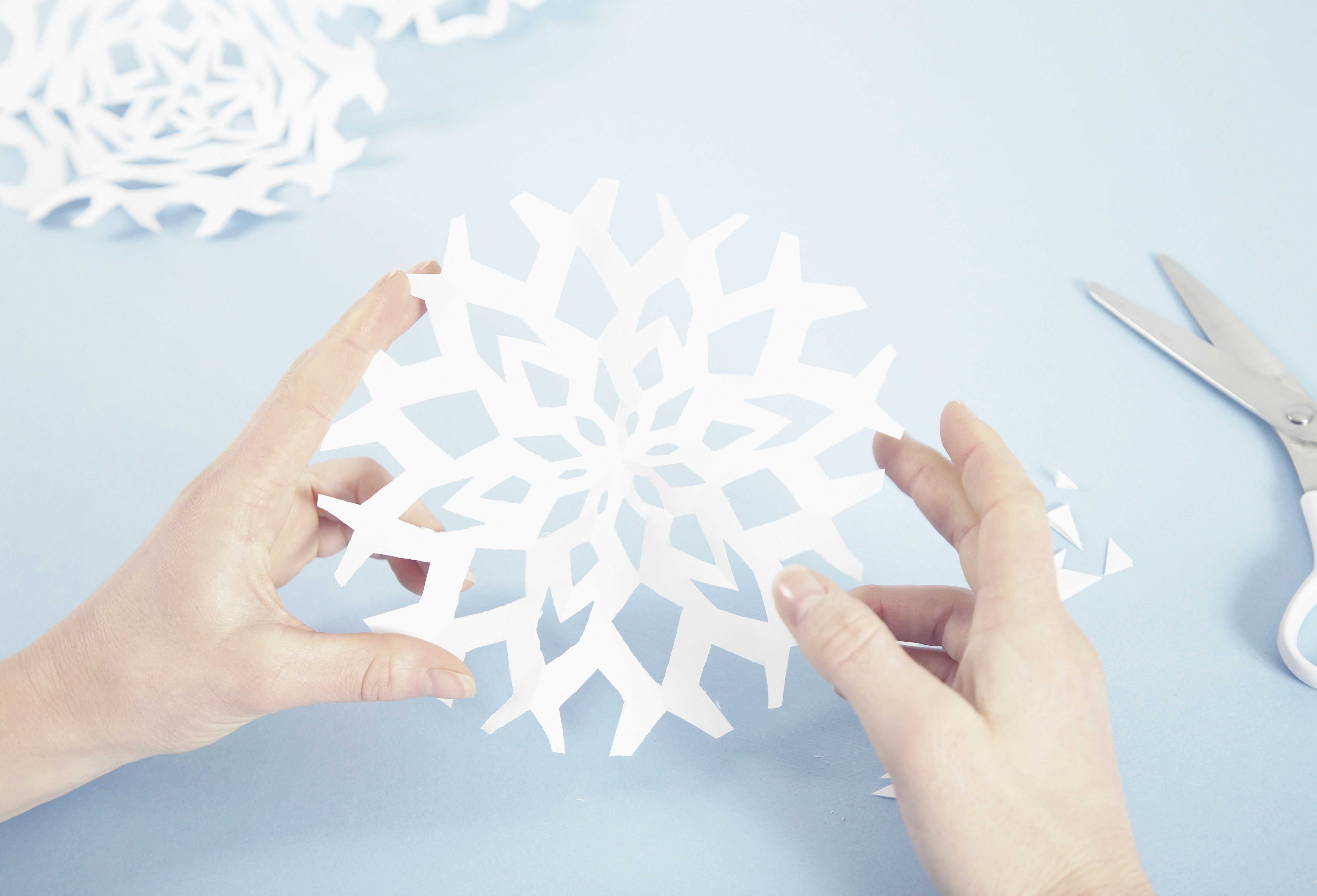 9 Amazing Snowflake Templates And Patterns