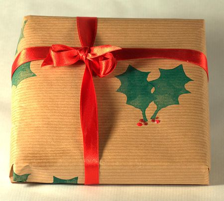 make unique gift wrap