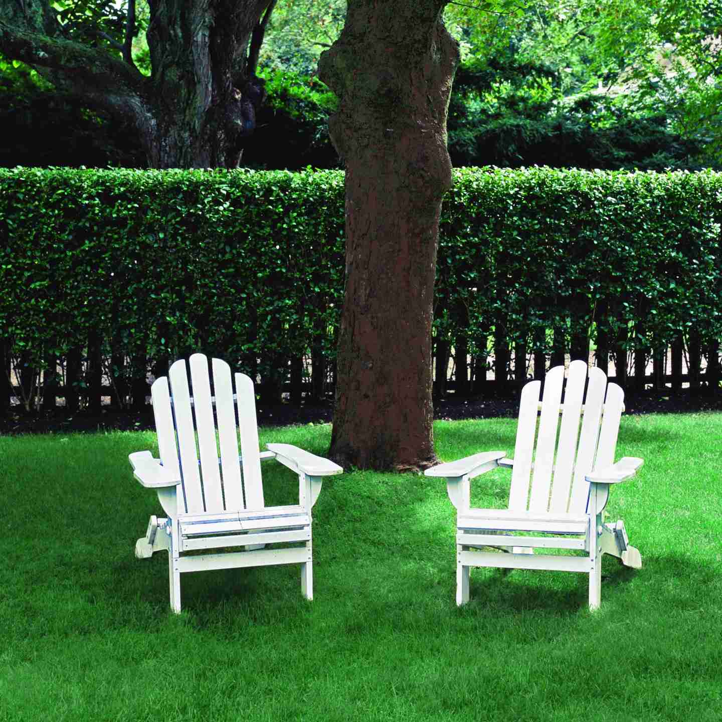 two seater lawn chair revolving godrej 19 free adirondack plans you can diy today white chairs by a tree