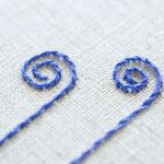 The Difference Between The Outline And Stem Stitch