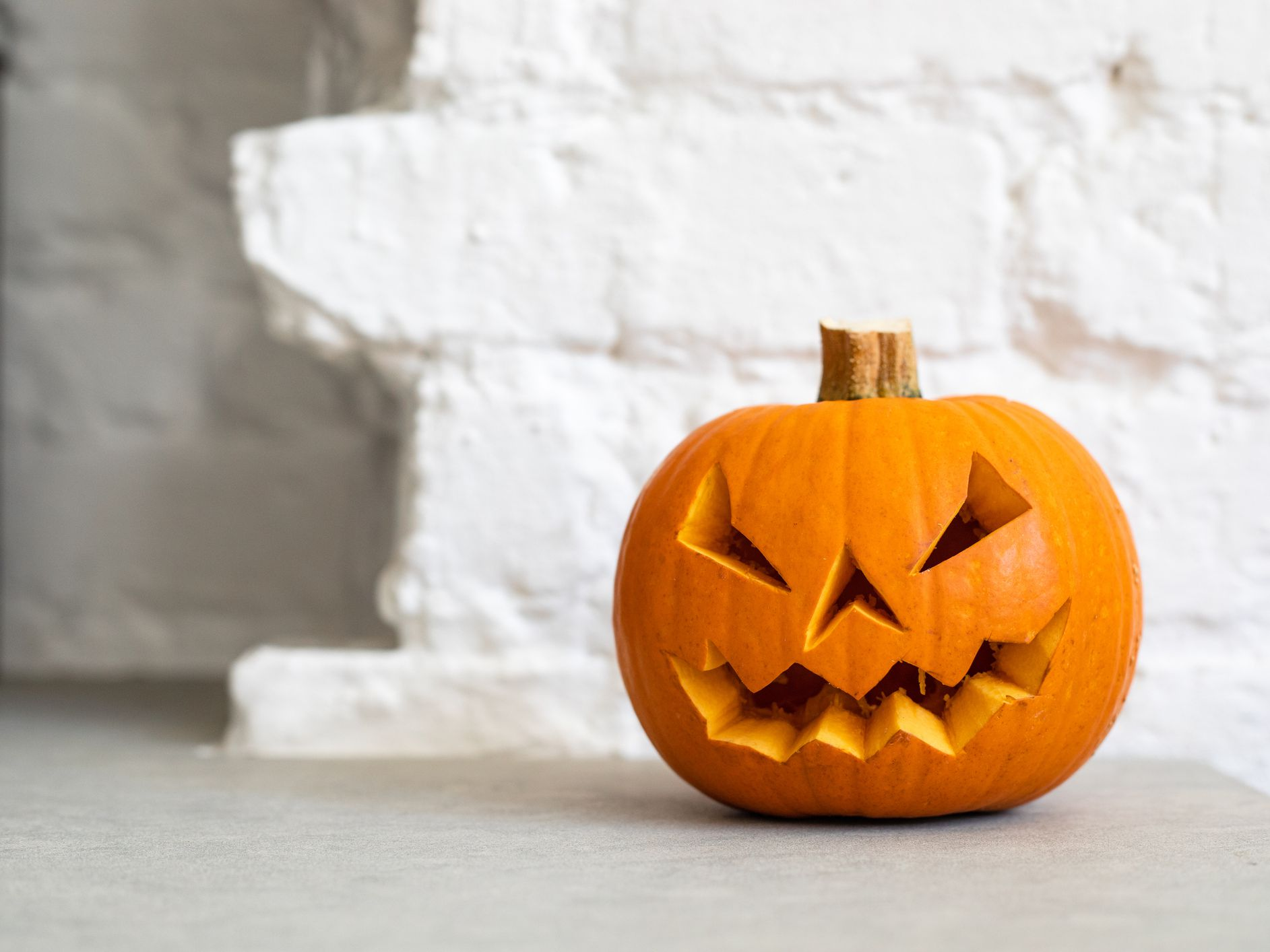 Draw, cutout and decorate your house this halloween. 23 Pumpkin Carving Ideas For Kids