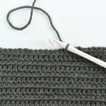 Men S Classic Winter Scarf Free Crochet Pattern