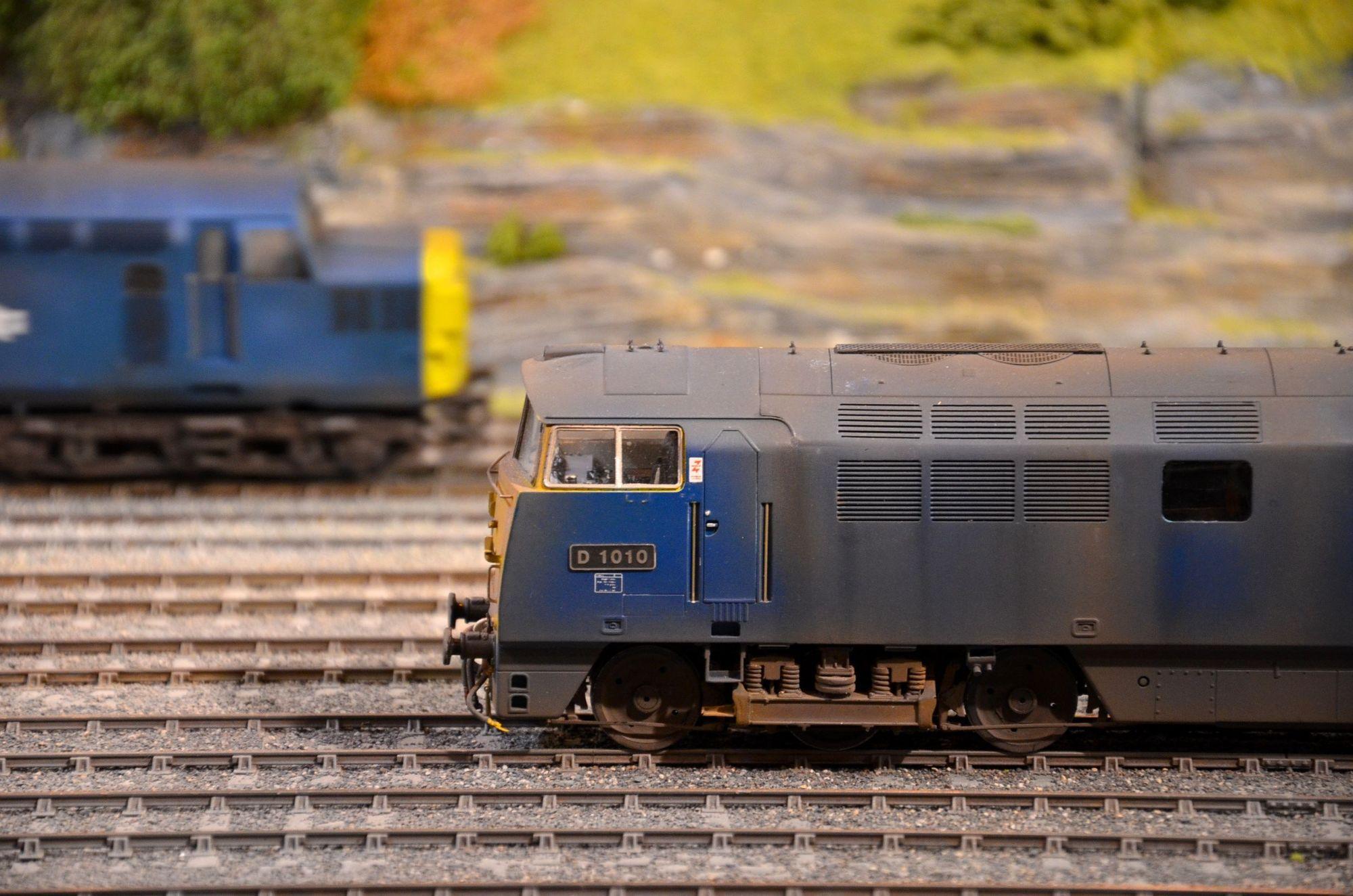 hight resolution of kato train track wiring