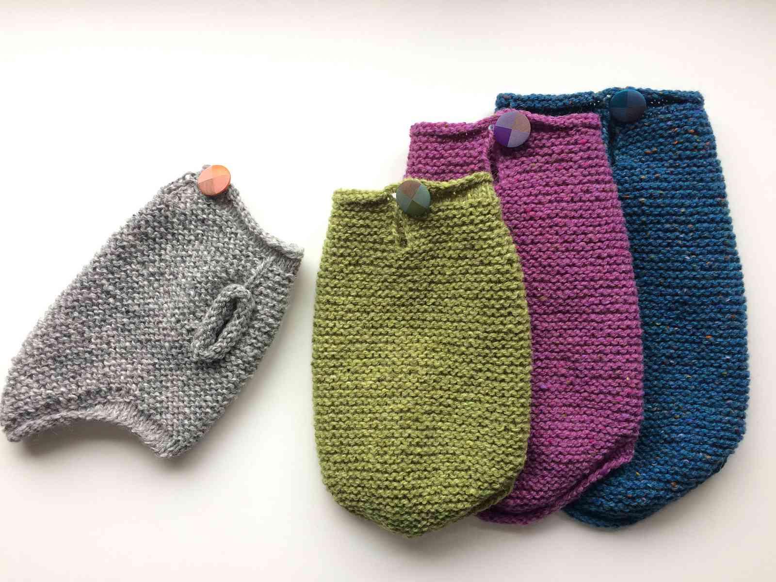 Knitting Pattern For Dog Sweater Beginner - Art Crochet ...