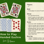 Three Handed Euchre Card Game Rules And Strategies