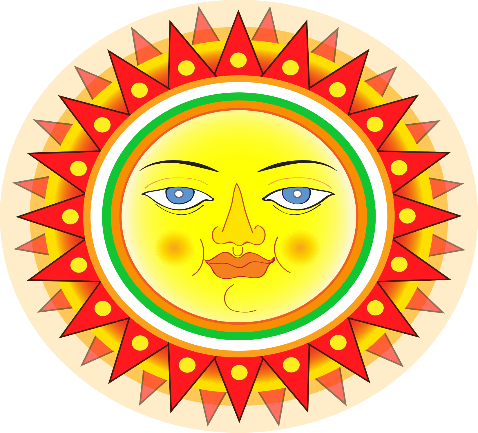 hight resolution of openclipart s free sun clip art